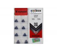 Твердосплавная пластина резьбовая 11IR A60 VDL155 для внутренней резьбы VORGEN