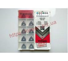 Твердосплавная пластина резьбовая 16ER AG55 VGM156 для наружной резьбы VORGEN