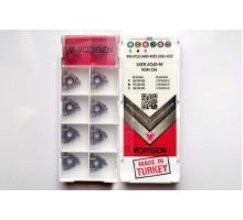 Твердосплавная пластина резьбовая 16ER AG60-M VDM156 для наружной резьбы VORGEN