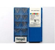Твердосплавная пластина резьбовая 16IR 1.5ISO PS9430 для внутренней резьбы SANGEO