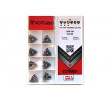 Твердосплавная пластина резьбовая 22ER N60 VDL155 для наружной резьбы VORGEN