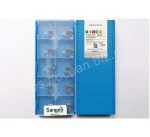 Твердосплавная пластина резьбовая 22IR N60 PS9430 для внутренней резьбы SANGEO