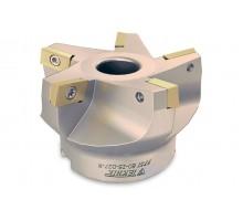 Фреза торцевая насадная T452 D063 d22 Z06 AP--10 под пластину AP.. 1604.. (ISO) TEKNIK