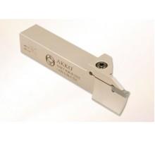 Резец токарный канавочный AAKT-IG-R-2525-88-180-6-T32 для торцевых канавок под пластину DGN/GRIP 60.. (ISCAR) державка AKKO