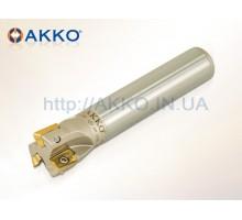 Фреза концевая AEM90-AP10-D14-W16-L100-Z01-H под пластину APKT 1003.. AKKO