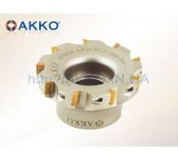 Фреза торцевая насадная AFM90-AP10-D040-A16-Z05-H под пластину APKT 1003.. AKKO