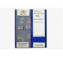 Твердосплавная пластина фрезерная ANGX 110508PNR-GM YBC302 ZCC-CT