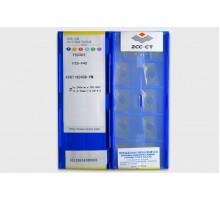Твердосплавная пластина фрезерная APKT 160408-PM YBC302 ZCC-CT