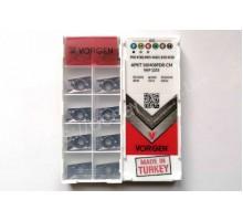 Твердосплавная пластина фрезерная APKT 160408PDR-CM VKP1255 VORGEN