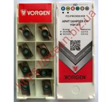 Твердосплавная пластина фрезерная APMT 1604PDER-EM VGM251 VORGEN