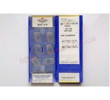 Твердосплавная пластина фрезерная APMT 160408PDER YBG302 ZCC-CT