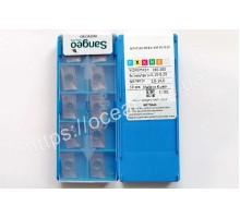 Твердосплавная пластина фрезерная APMT 1604PDER-RM PS7920 SANGEO