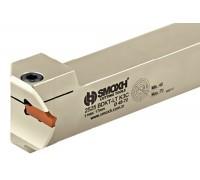 Резец токарный канавочный 2525 BDKT LT K4C 36x48 tmax:20 для торцевых канавок под пластину MGM. 400 (KORLOY) державка SMOXH