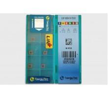 Твердосплавная пластина токарная CCMT 060204-FA TT8125 TaeguTec