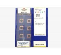Твердосплавная пластина токарная CCMT 09T304-AHF YB9320 ZCC-CT