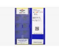 Твердосплавная пластина токарная CCMT 09T304-HF YBC252 ZCC-CT