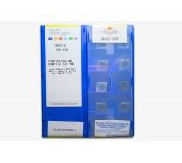 Твердосплавная пластина токарная CCMT 09T304-HM YB6315 ZCC-CT