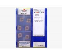 Твердосплавная пластина токарная CCMT 09T308-AHF YB6315 ZCC-CT