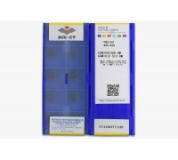 Твердосплавная пластина токарная CCMT 09T308-HM YBD102 ZCC-CT