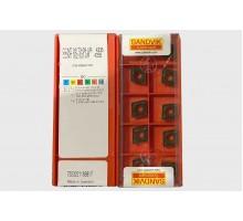 Твердосплавная пластина токарная CCMT 09T308-UR 4335 SANDVIK