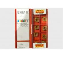 Твердосплавная пластина токарная CCMT 09T308-WM 3005 SANDVIK