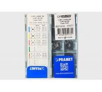 Твердосплавная пластина токарная CCMT 120408E-RM T9325 PRAMET