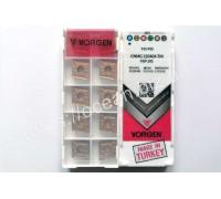 Твердосплавная пластина токарная CNMG 120404-TM VGP201 VORGEN