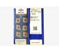 Твердосплавная пластина токарная CNMG 120408-DR YBC351 ZCC-CT