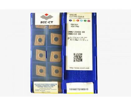 Твердосплавная пластина токарная CNMG 120408-DR YBC351