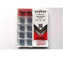 Твердосплавная пластина токарная CNMG 120408-NR VKP2365 VORGEN