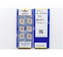 Твердосплавная пластина токарная CNMG 120408-PM YBC251 ZCC-CT