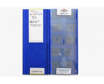 Твердосплавная пластина токарная CNMG 160616-DM YBC152 ZCC-CT