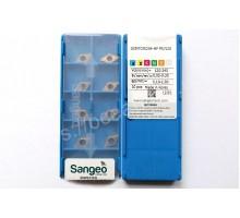 Твердосплавная пластина токарная DCMT 070204-HF PS7120 SANGEO