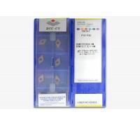 Твердосплавная пластина токарная DCMT 070204-HM YBC351 ZCC-CT