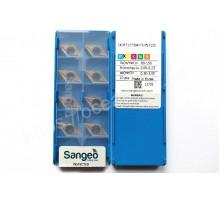 Твердосплавная пластина токарная DCMT 11T304-TS PS7120 SANGEO