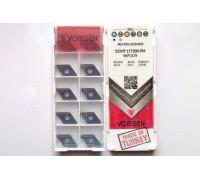 Твердосплавная пластина токарная DCMT 11T308-PM VKP2175 VORGEN