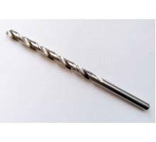 Сверло по металлу D2,5мм с цилиндрическим хвостовиком Р6М5 (HSS) дл. серия DIN 340 HAISSER