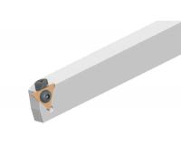 Резец токарный канавочный отрезной DKT-H360 25x25 3C для наружных канавок под пластину S312.3.. (HORN) державка MBC