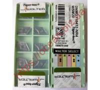 Твердосплавная пластина токарная DNMG 110412-NR4 WSM20 WALTER