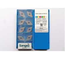 Твердосплавная пластина токарная DNMG 110404-UM PS7120 SANGEO