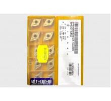 Твердосплавная пластина токарная DNMG 150608-MA UE6020 MITSUBISHI