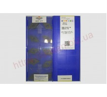Твердосплавная пластина токарная DNMG 150608-PM YBC252 ZCC-CT