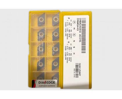 Твердосплавная пластина токарная DNMG 150612 UC5115 MITSUBISHI