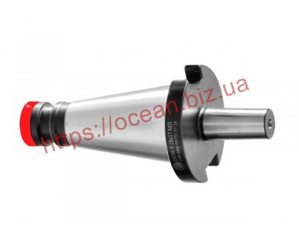 Оправка ISO 40 для сверлильных патронов с посадкой по DIN238 (ГОСТ 9953-82) B18х17мм по DIN2080 форма A DEGERLI