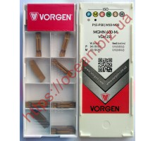 Твердосплавная пластина канавочная/отрезная MGMN 600-M VGM251 VORGEN