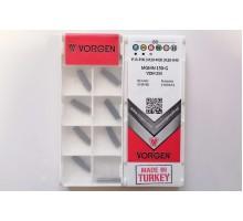 Твердосплавная пластина канавочная/отрезная MGMN 150-G VDM255 VORGEN