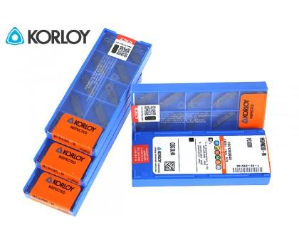 Твердосплавная пластина канавочная/отрезная MGMN 300-M PC9030 KORLOY