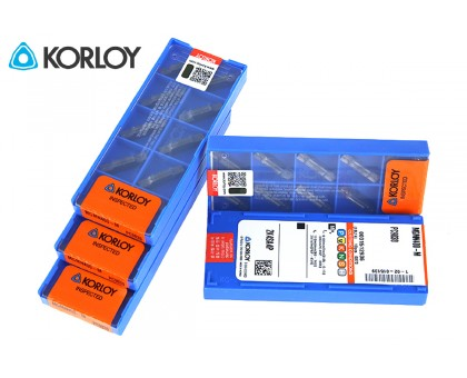 Твердосплавная пластина канавочная/отрезная MGMN 400-M PC9030 KORLOY