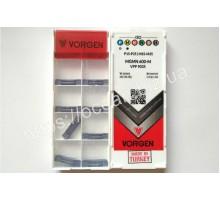 Твердосплавная пластина канавочная/отрезная MGMN 600-M VPP9035 VORGEN