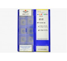 Твердосплавная пластина фрезерная MPHT 120408-DM YBG302 ZCC-CT